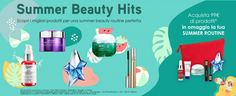 Summer Beauty Hits